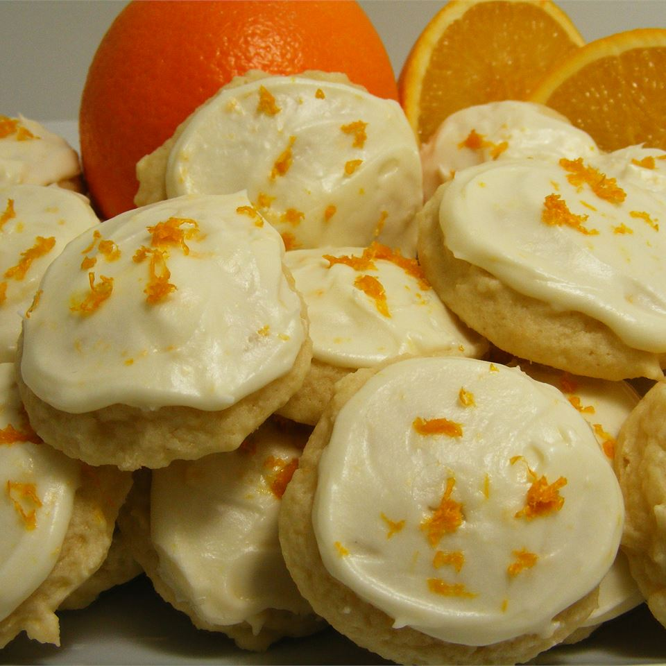 Orange Drop Cookies II Barb