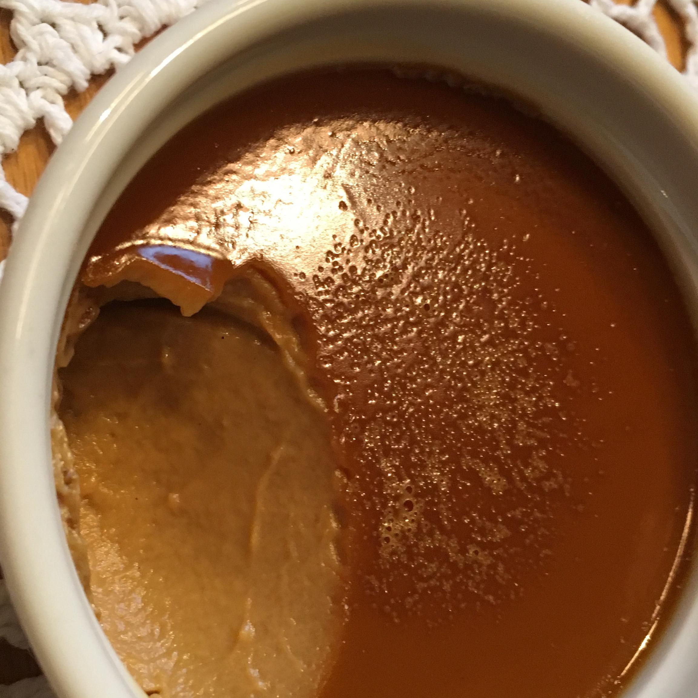 Salted Caramel Custard candice44