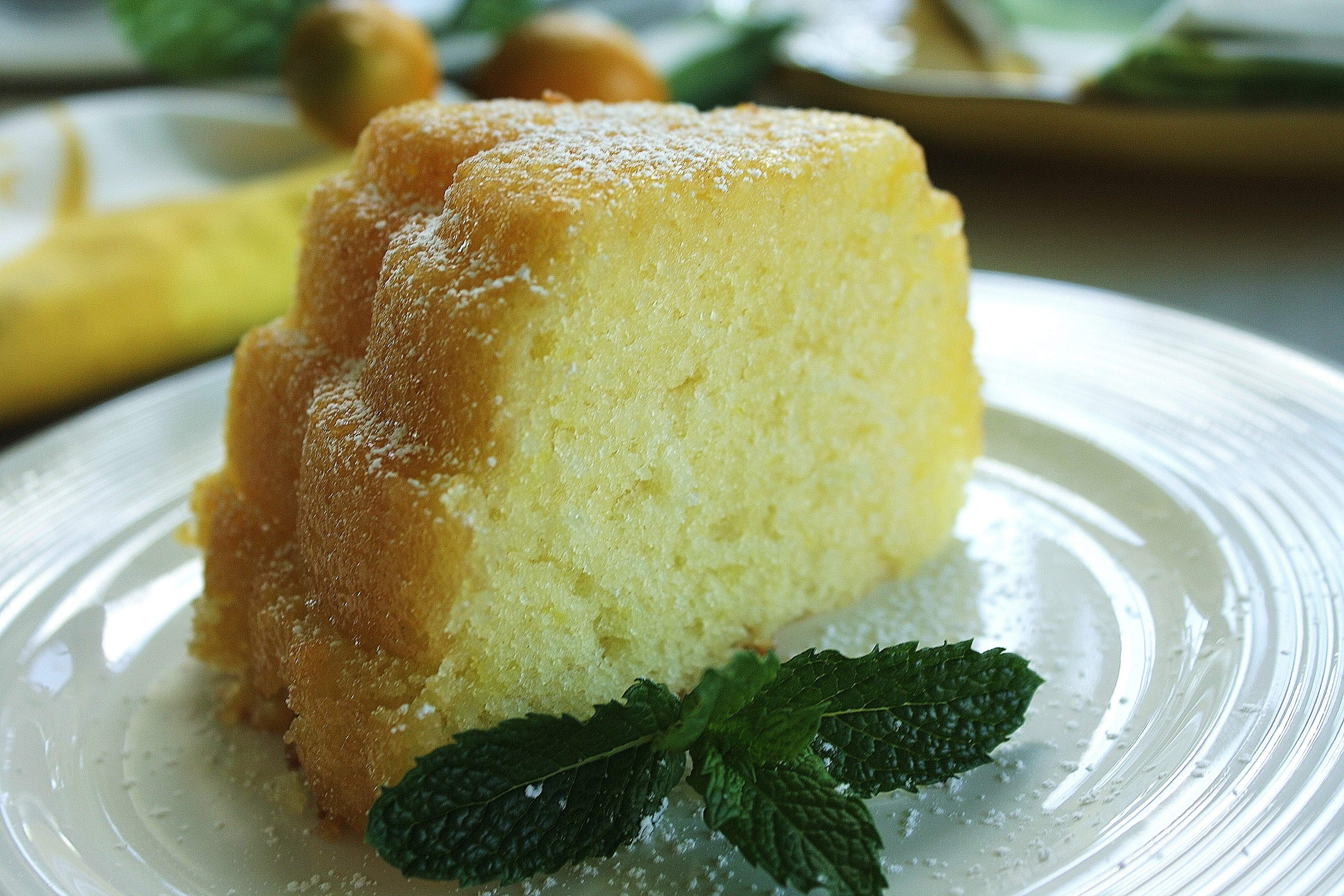 Lemon Fiesta Cake