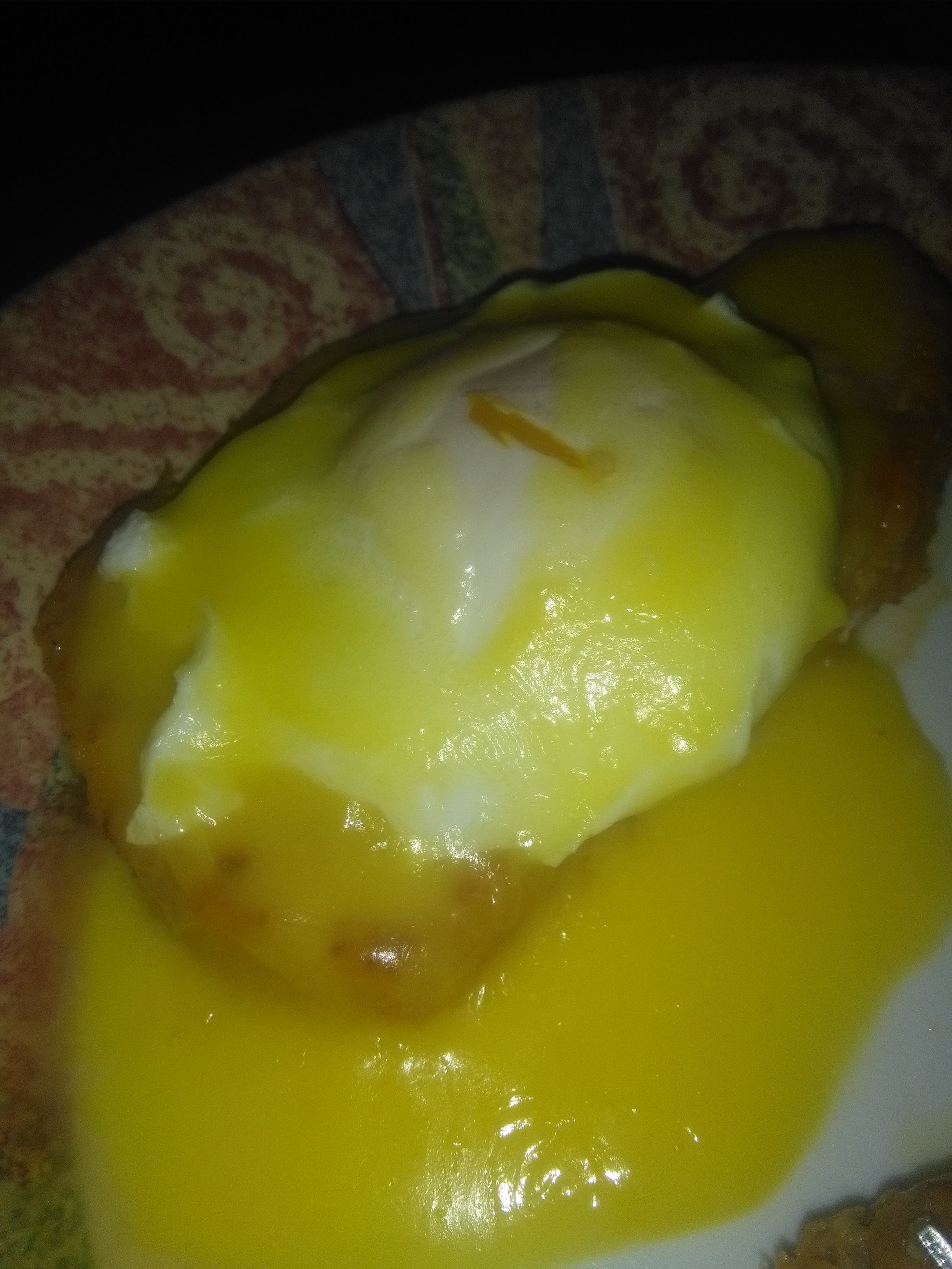 Quick and Easy Hollandaise Sauce in the Microwave Tracie Pollard