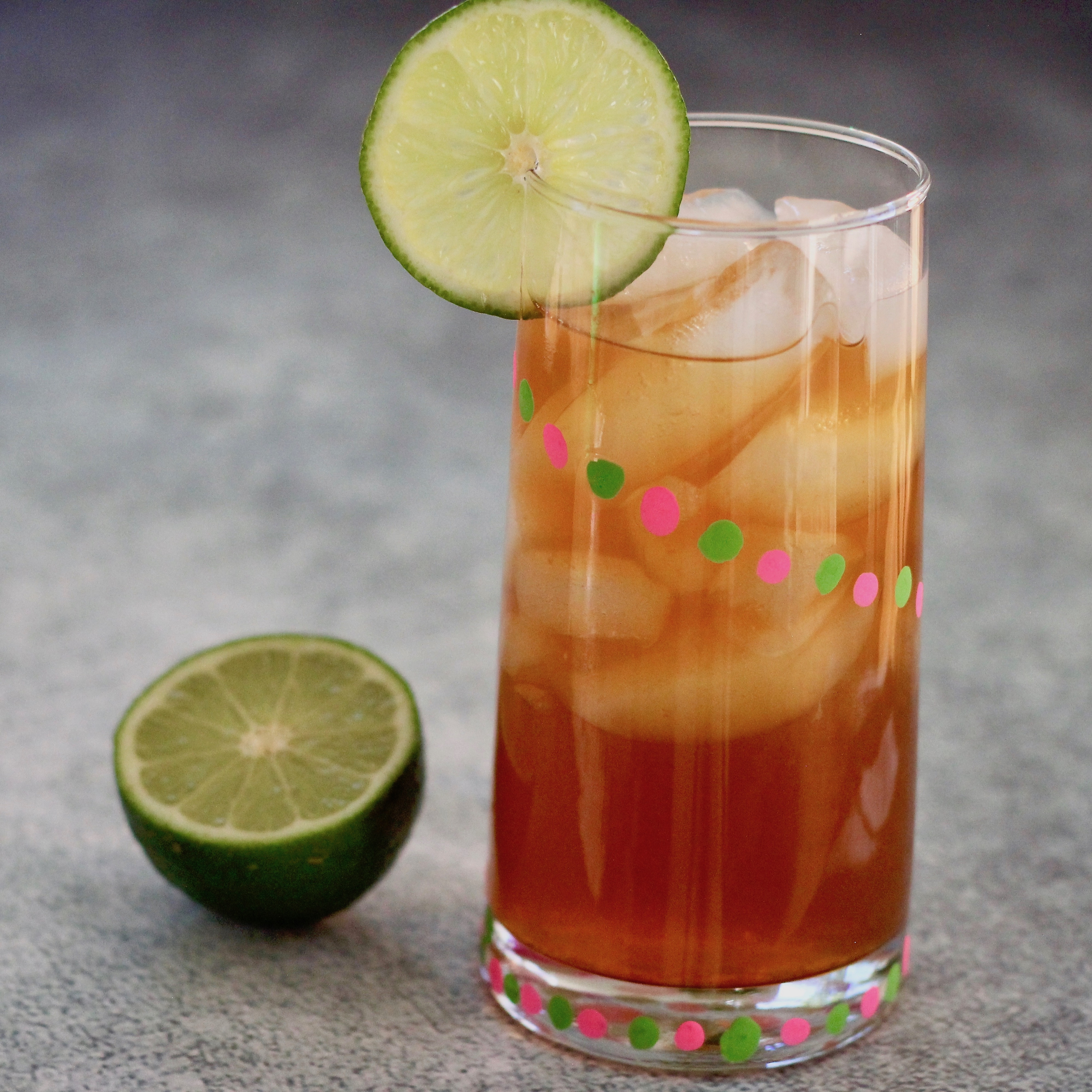 Sweet Lime Iced Tea lutzflcat
