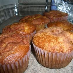 Apple Pumpkin Muffins B Red