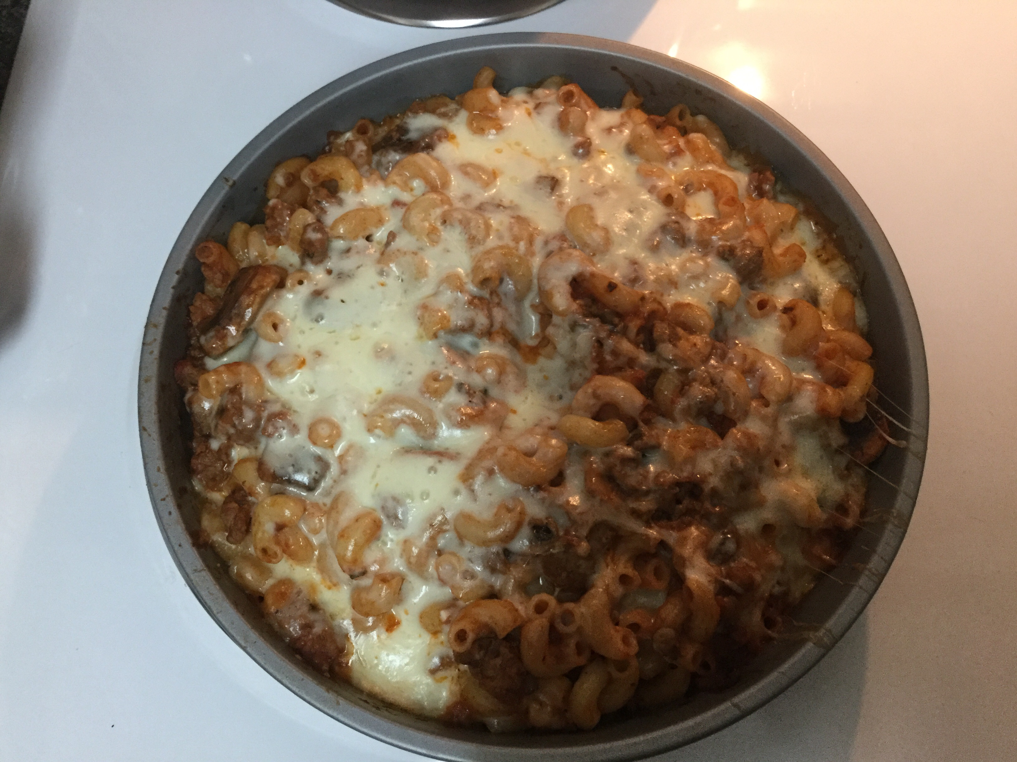 Kid's Favorite Pizza Casserole Less Fast Food, More Homemade!