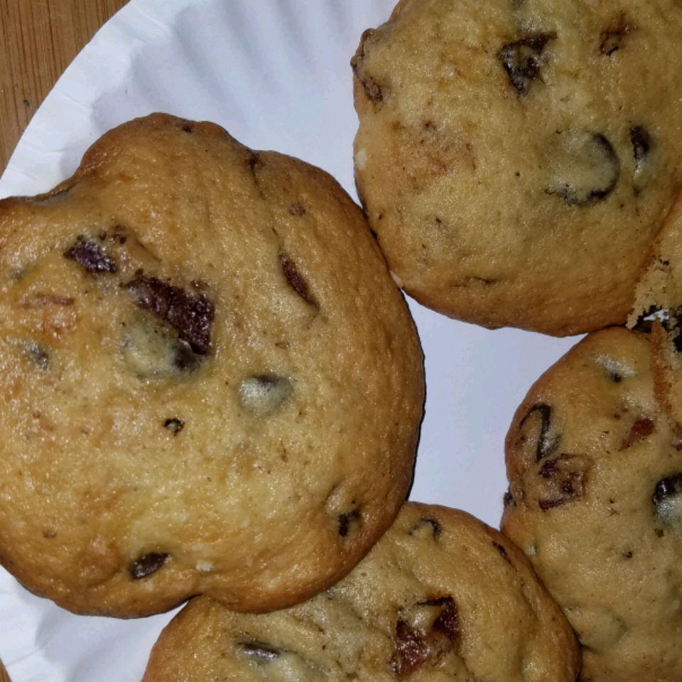 Maple-Bacon Chocolate Chip Cookies