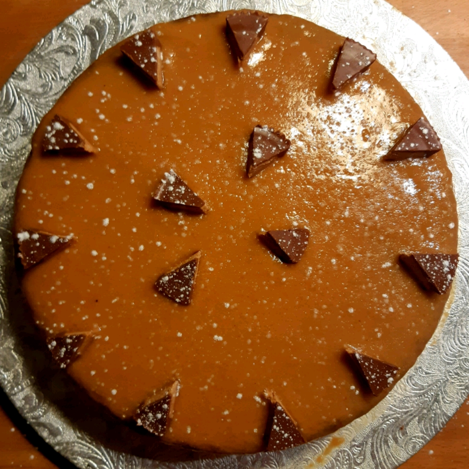 Peanut Butter Cake solange