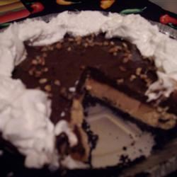 Chocolate Peanut Butter Pie Miss V