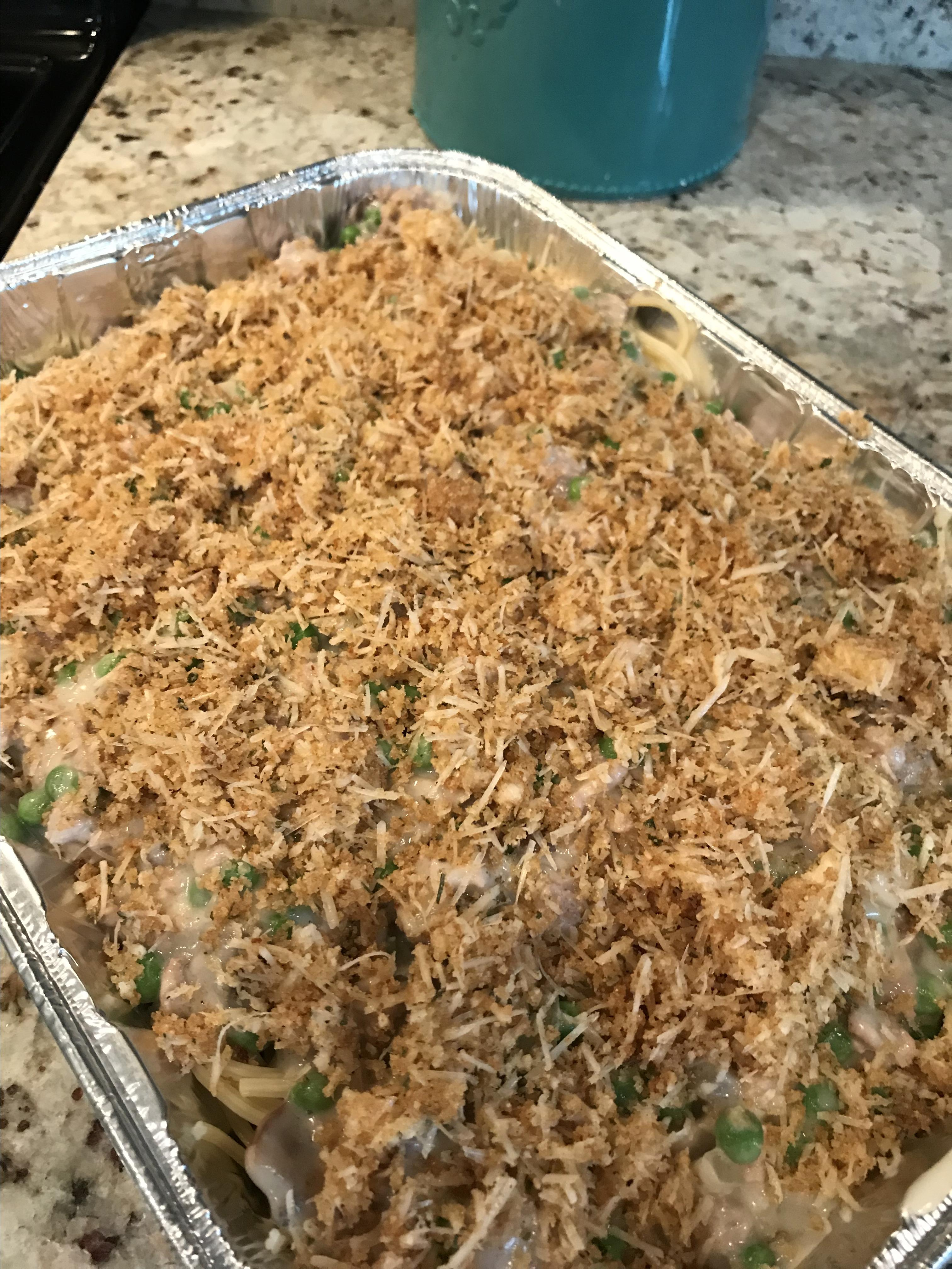 Top-Notch Turkey Tetrazzini