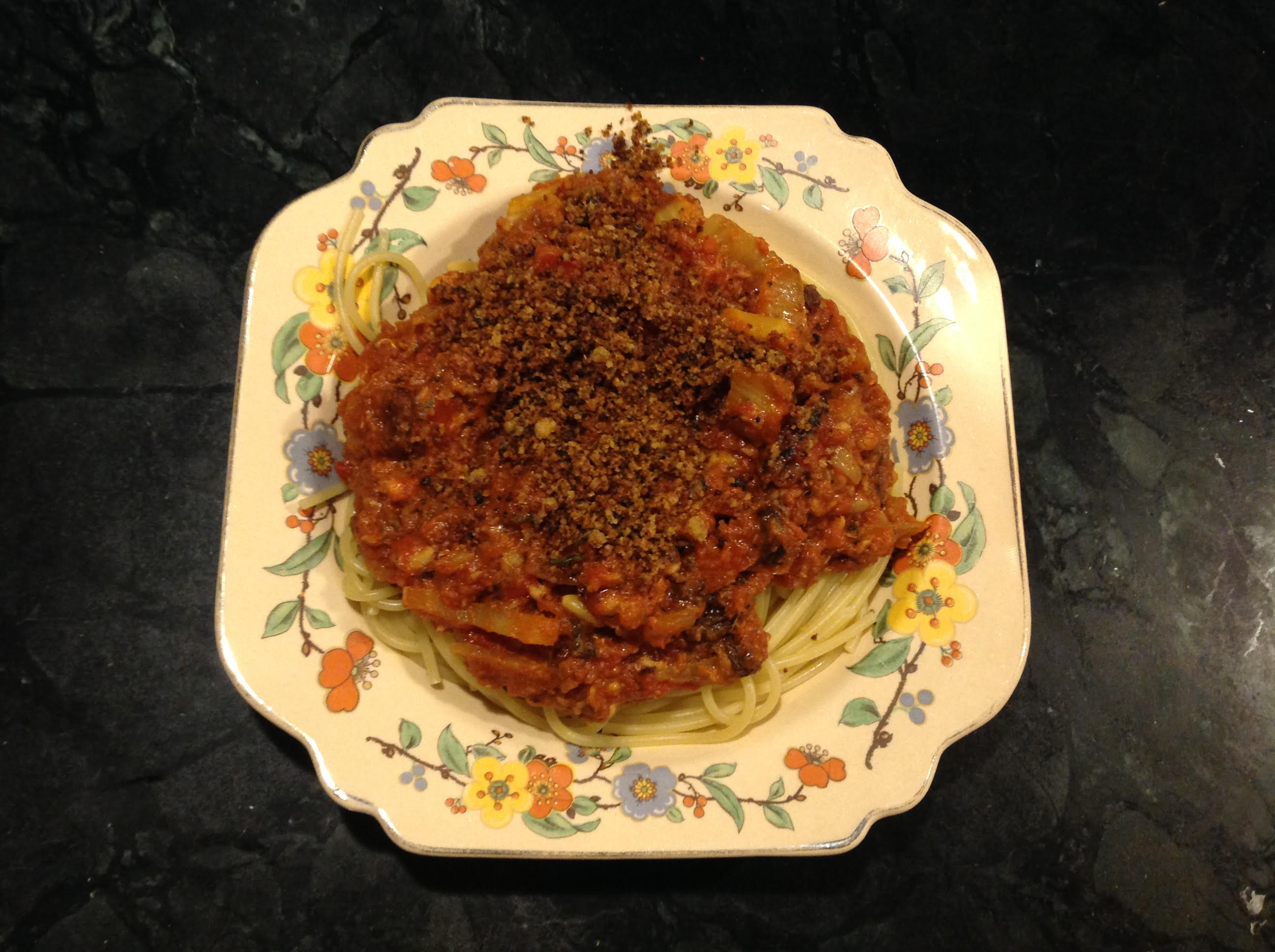 Iana's Pasta con le Sarde