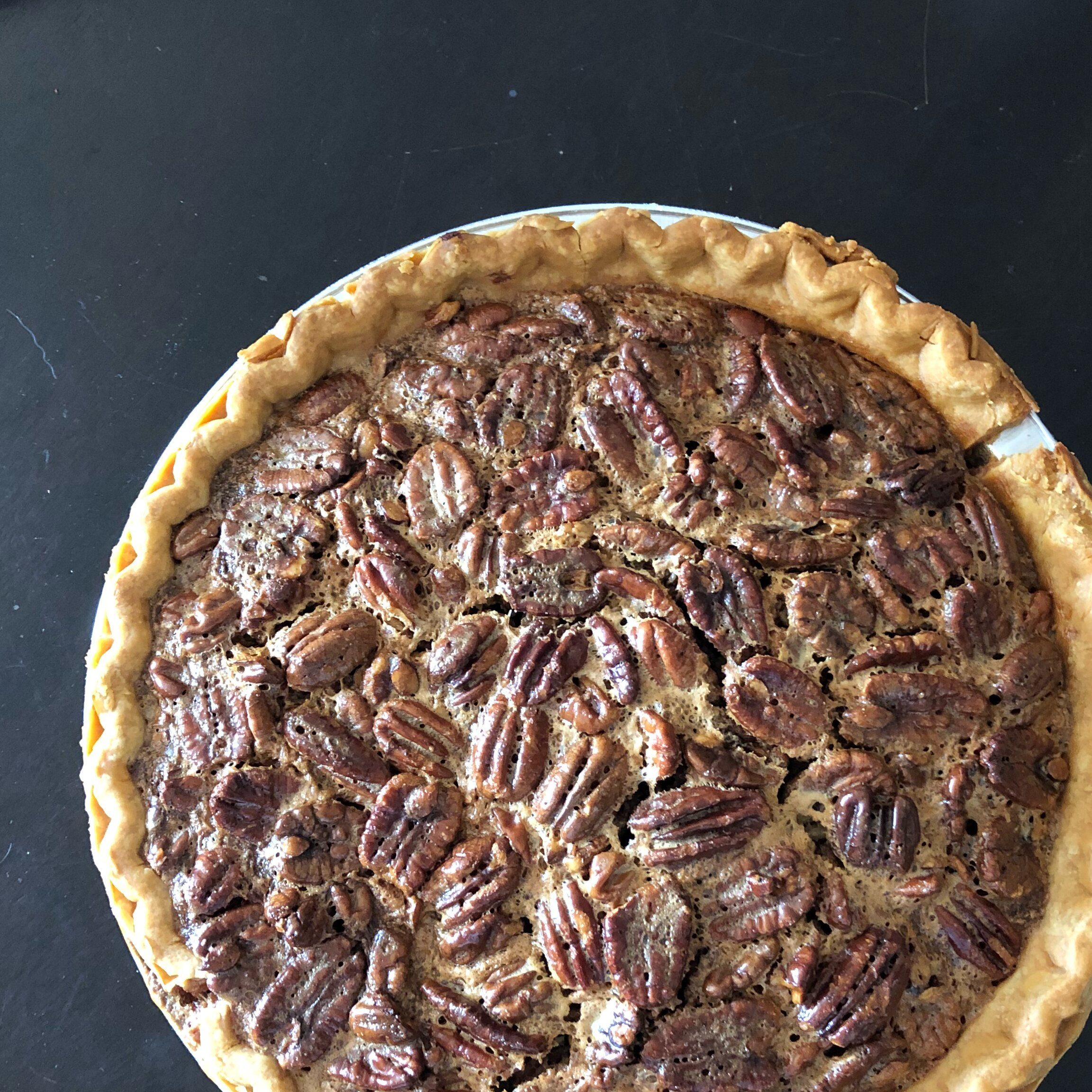 Southern Pecan Pie I Recipe Allrecipes