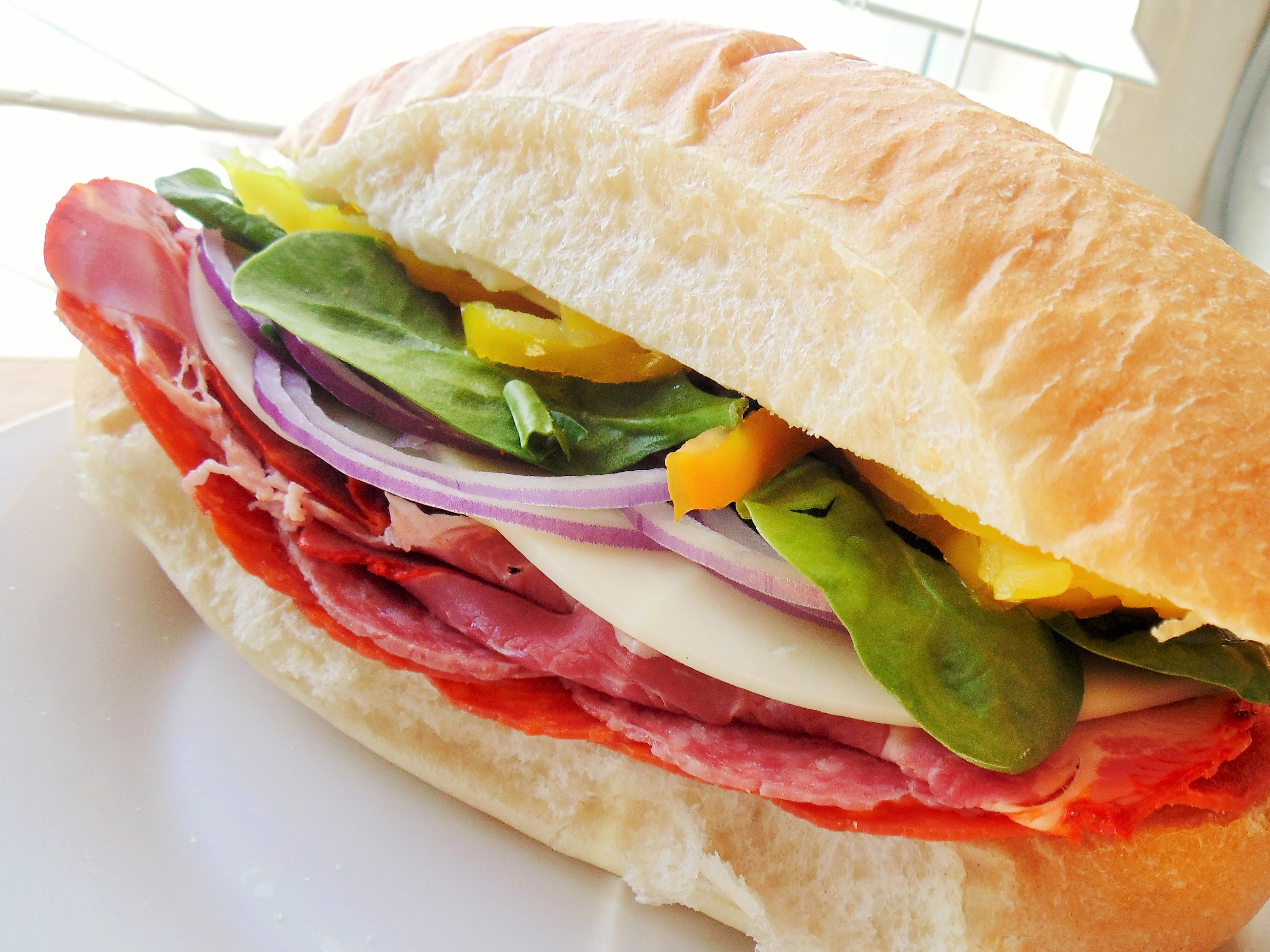 Hearty Margherita® Italian Sandwich