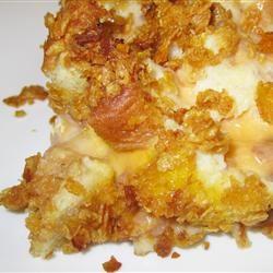Ham and Cheese Breakfast Casserole CassLeeAnne