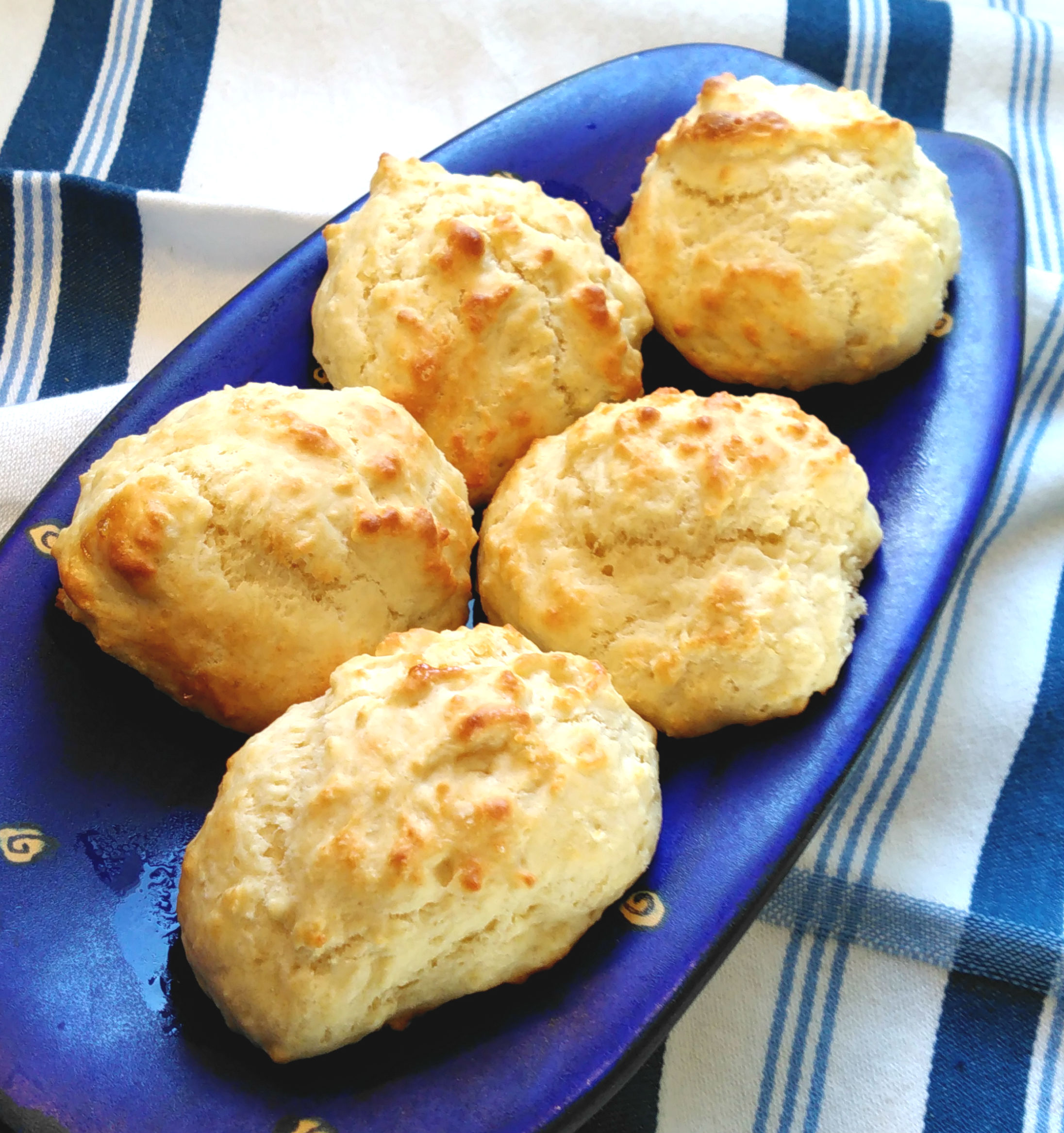Grandma's Baking Powder Biscuits Bren