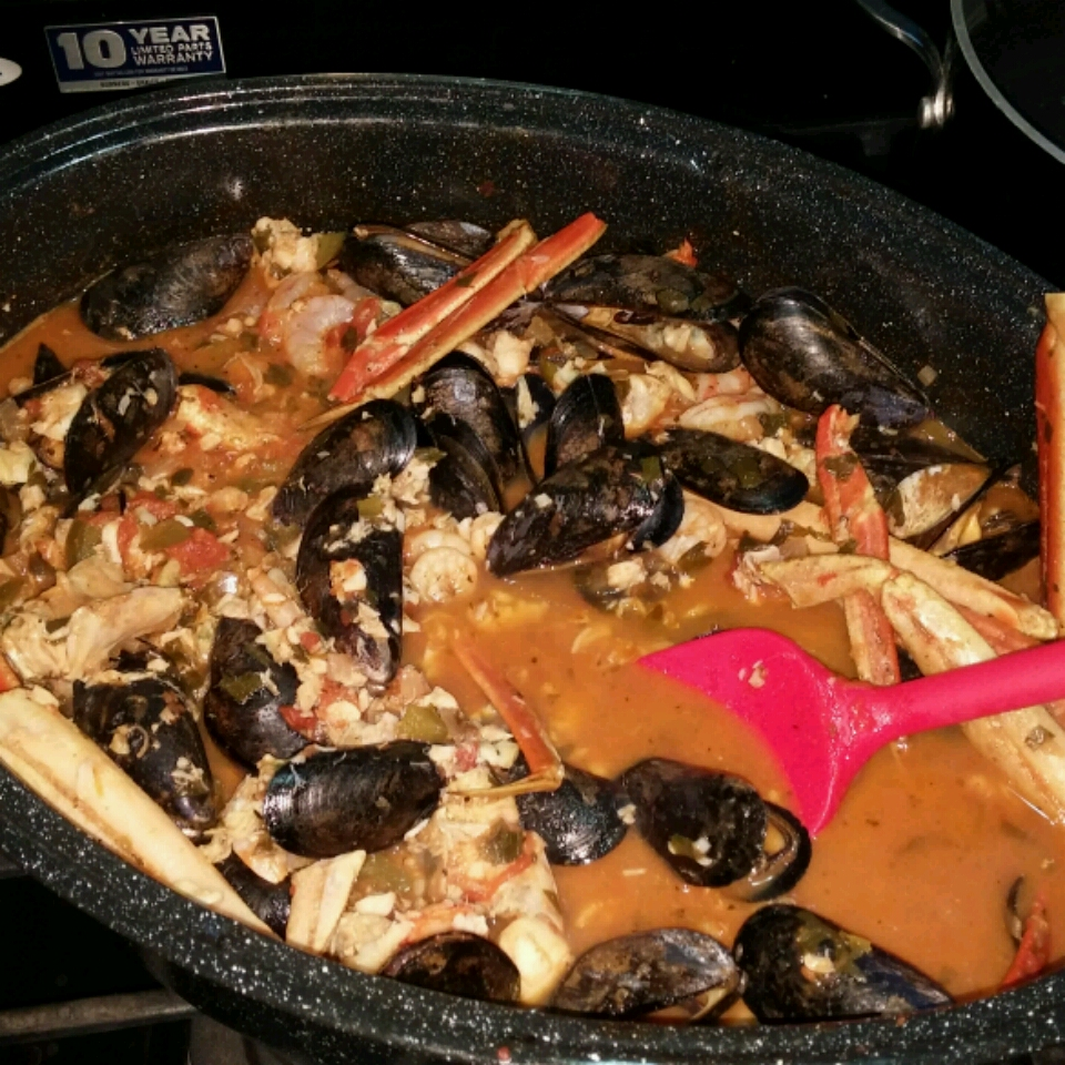 Seafood Cioppino Homechefdan