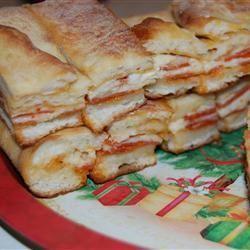 Potluck Pepperoni Bread