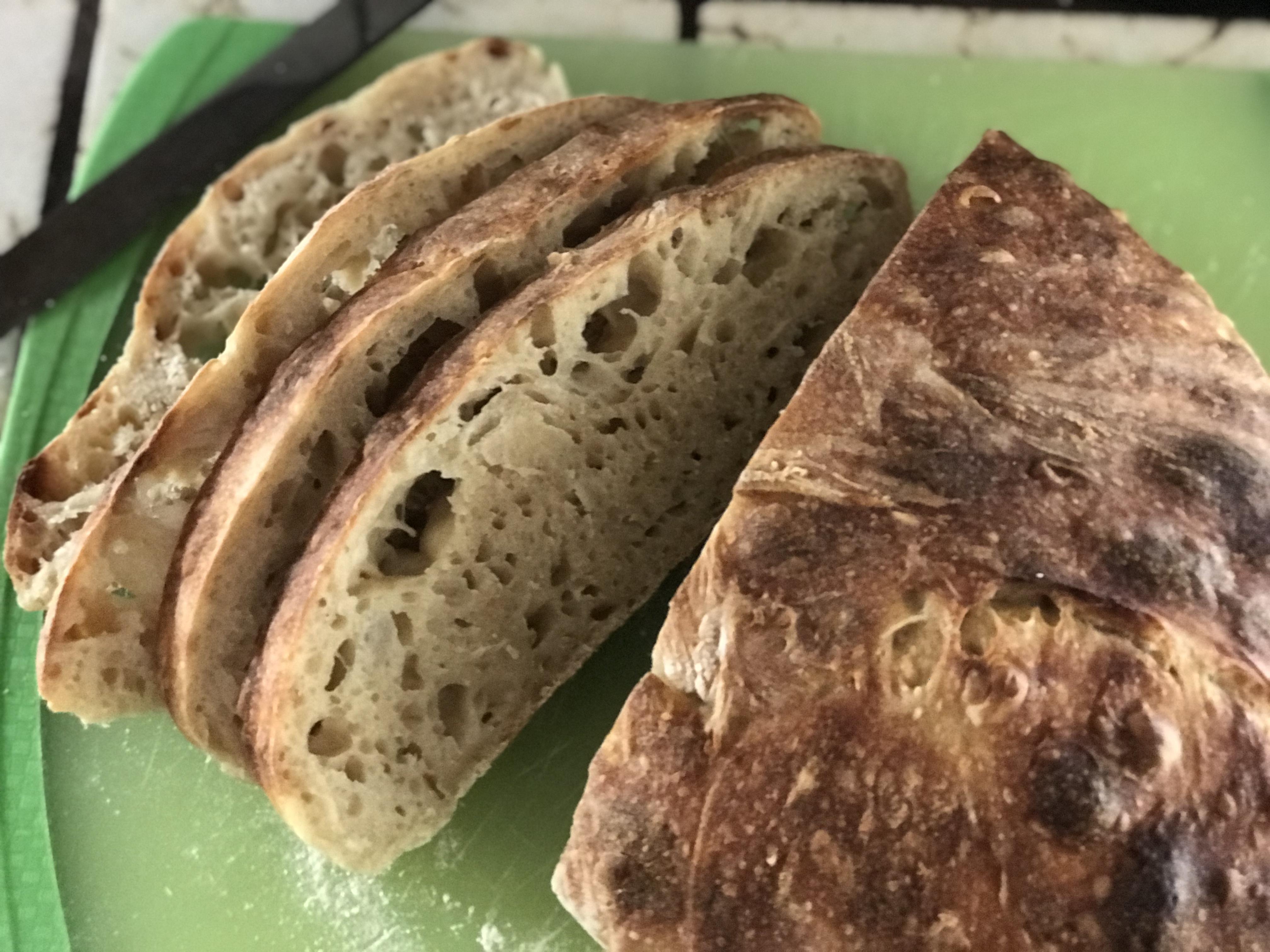 Chef John's Sourdough Bread Trkeillor