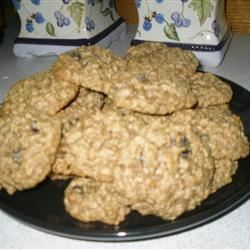 Mom's Raisin Oatmeal Cookies mommy3