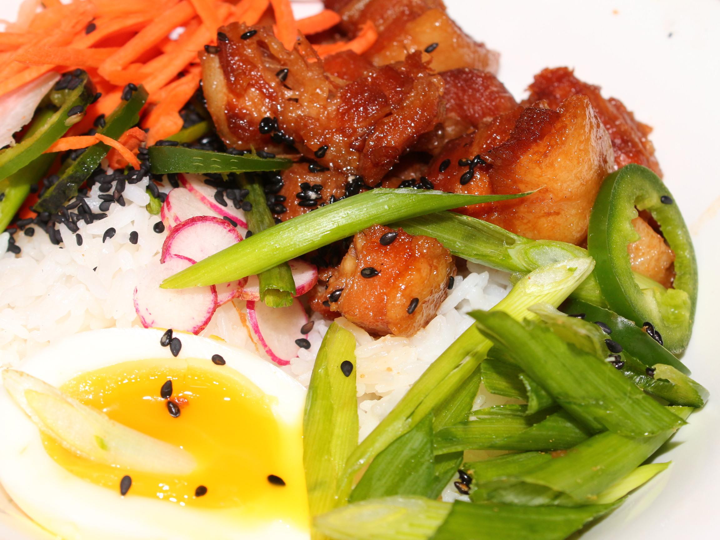 Okinawa Shoyu Pork Alan Oliver