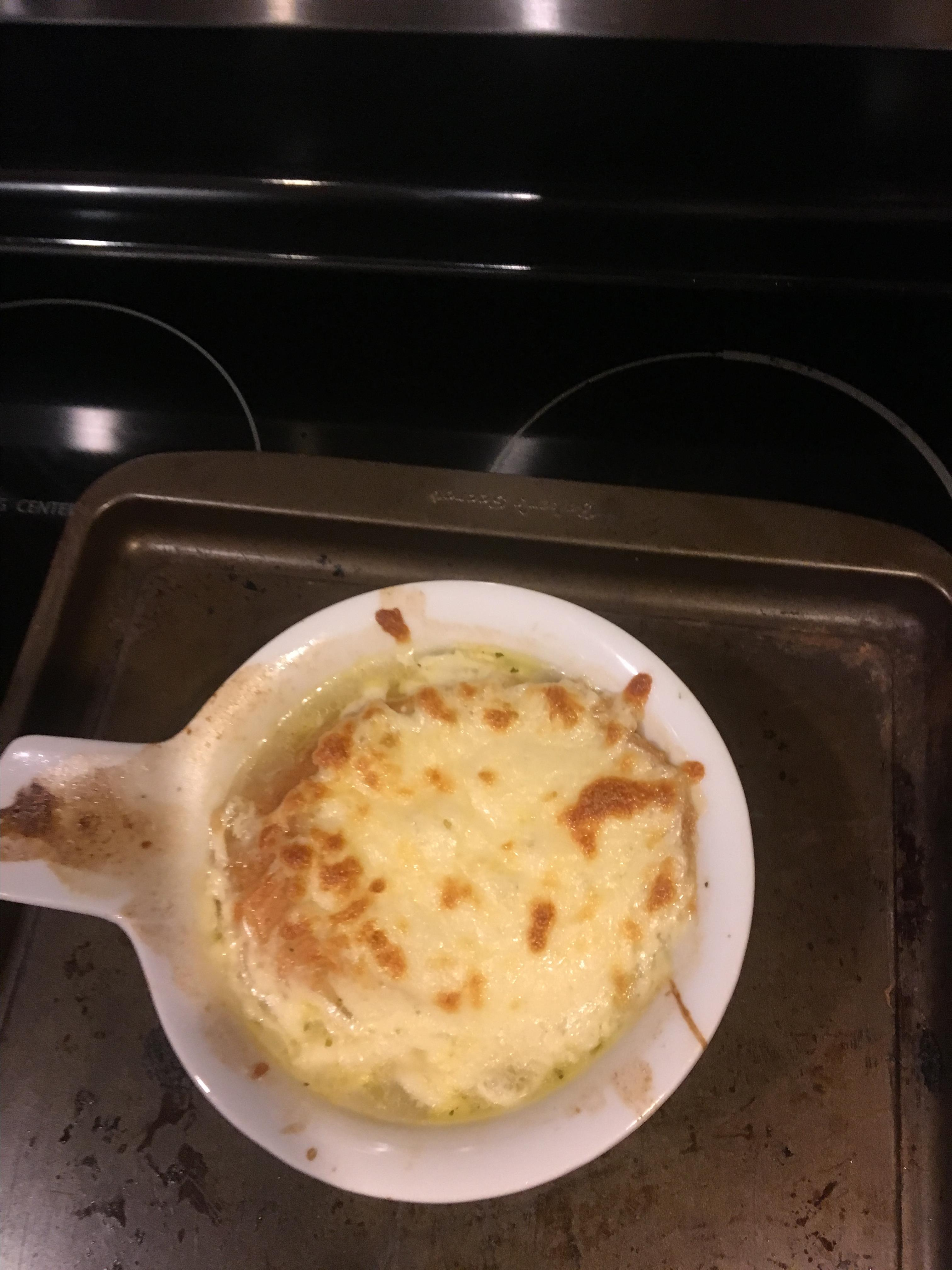 French Onion Soup Ryan Sheardown