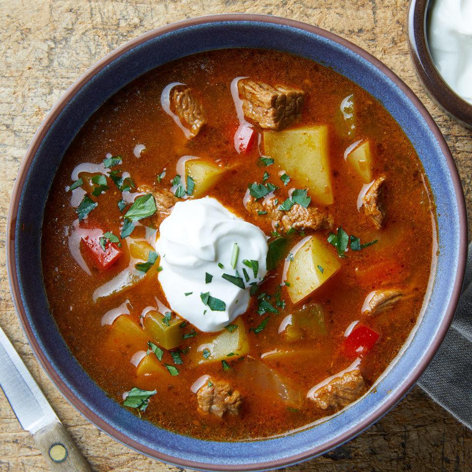 Goulash Soup Carolyn Casner