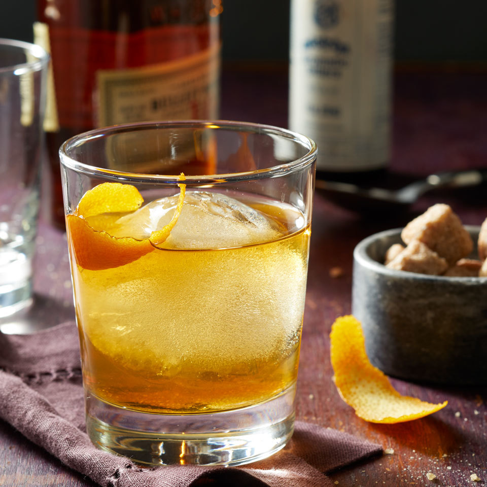 Everyone should know how to make this classic cocktail. Old Fashioneds are easy to make and timeless. Source: EatingWell.com, March 2018