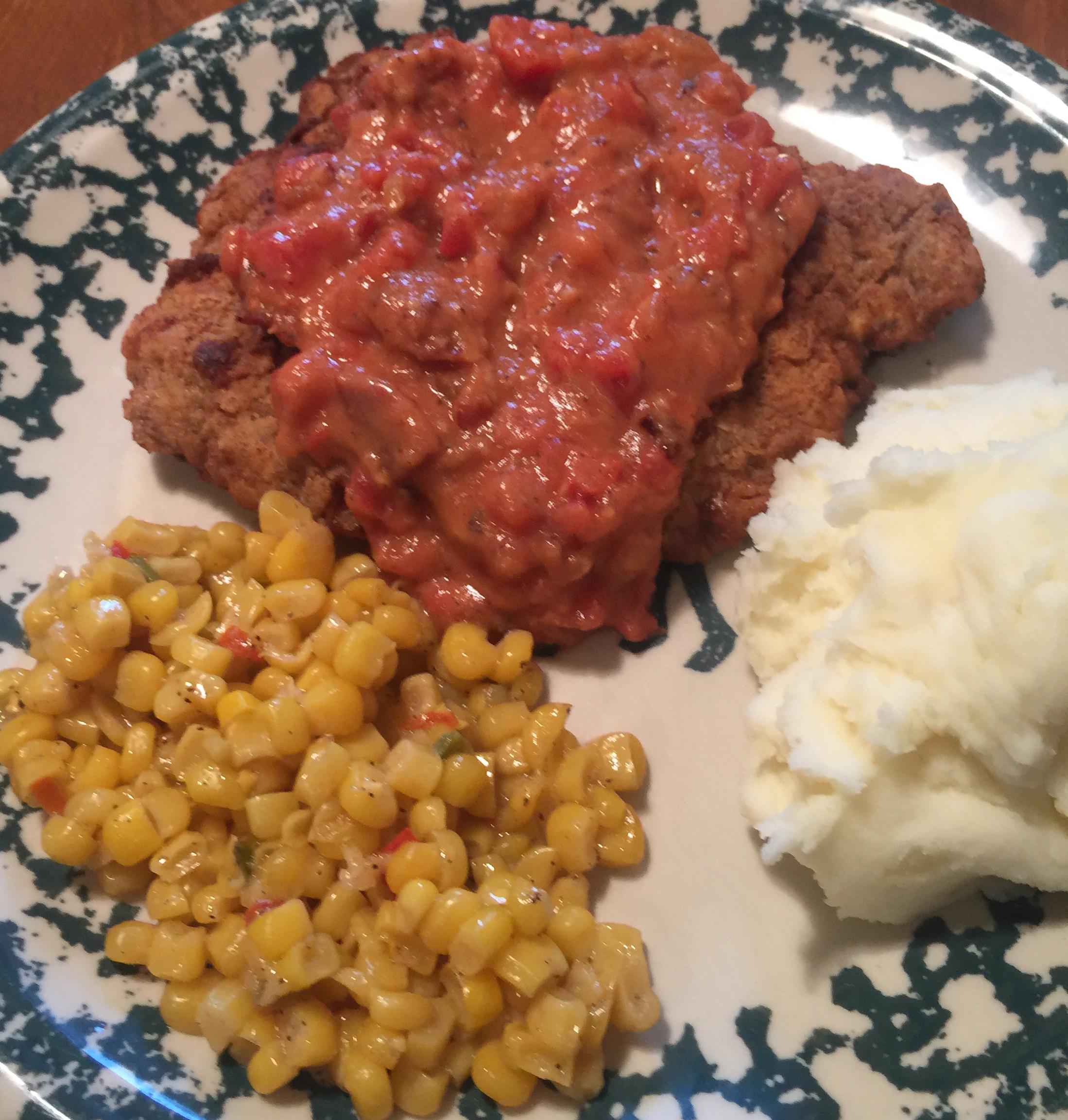 Southern Style Tomato Gravy doeslayer