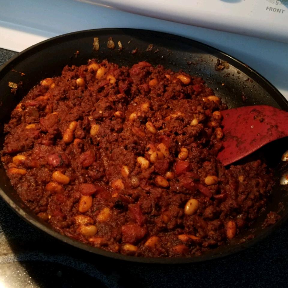 Chorizo Chili gabsterforever13