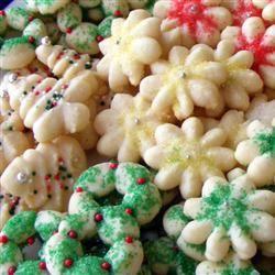 Cookie Press Shortbread MLALAK