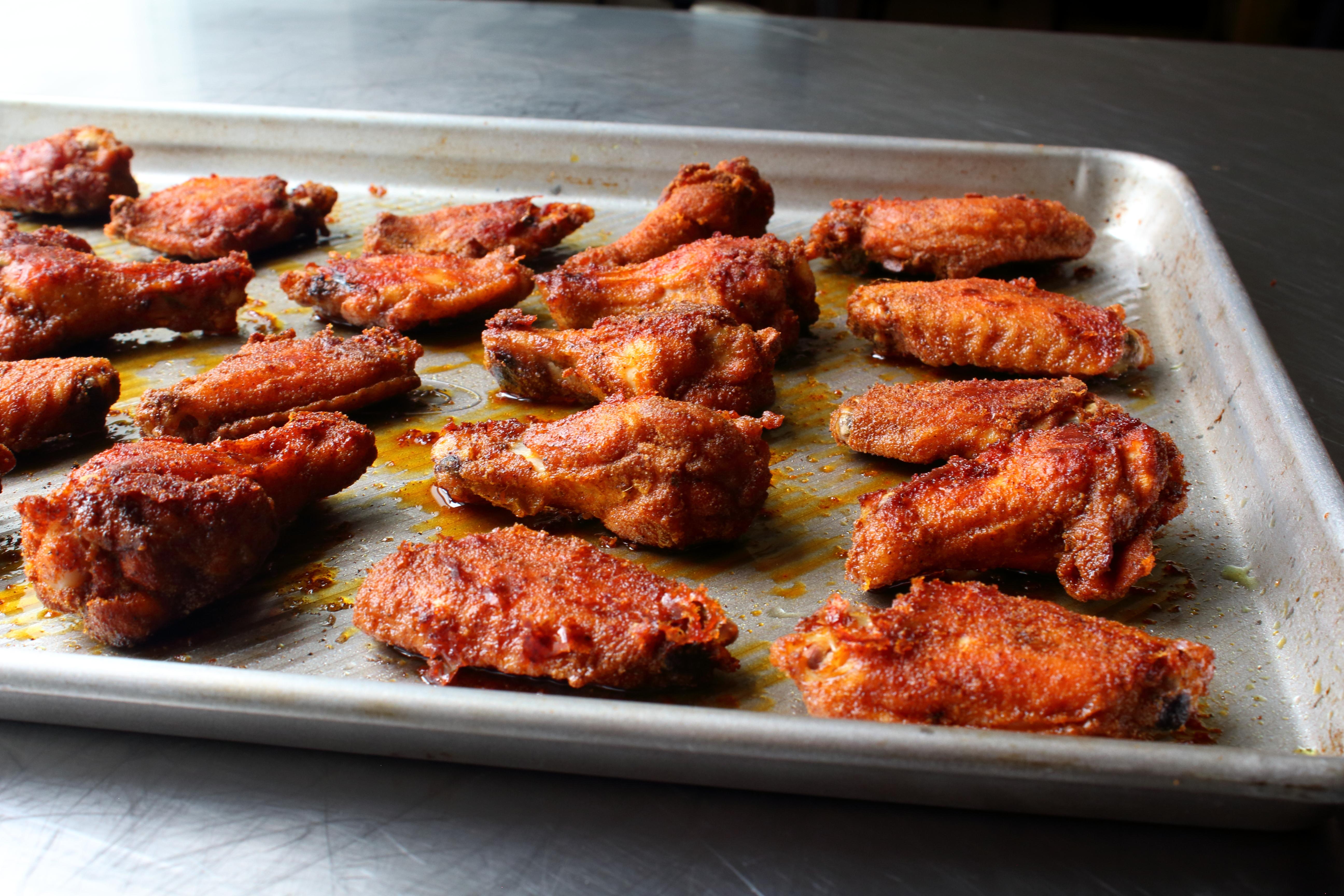 Chennai Chicken Wings Chef John