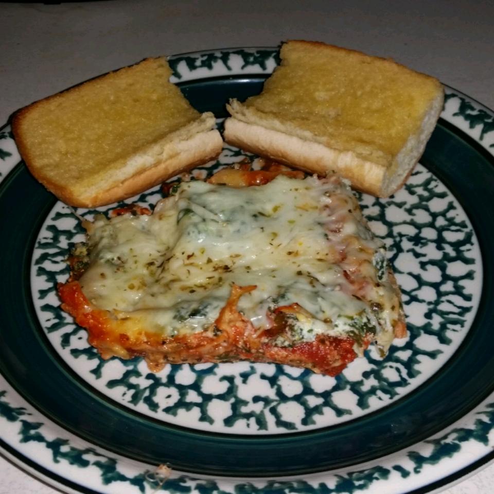 Spinach Lasagna II