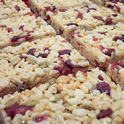 Cranberry Bars Monica