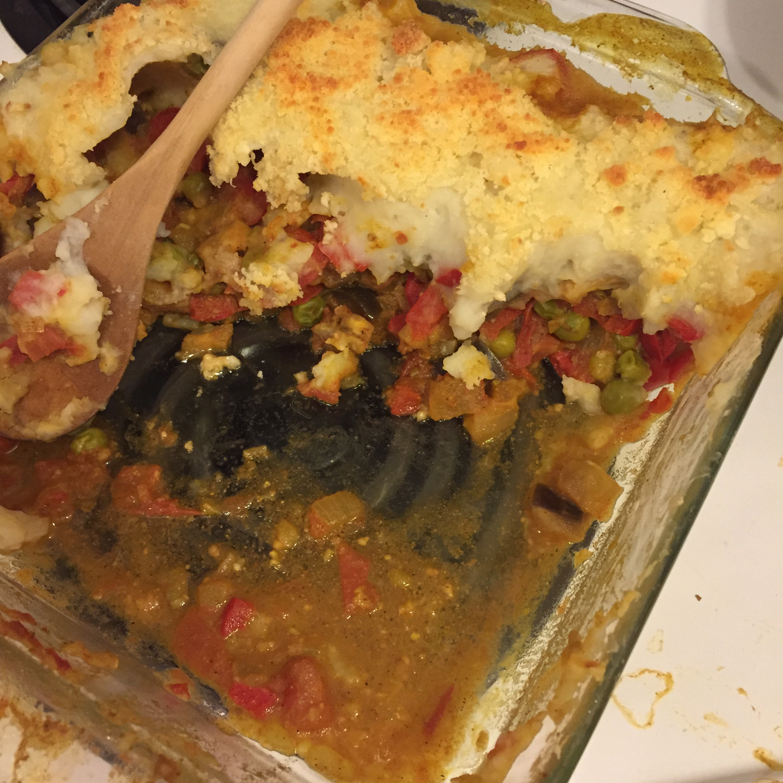 Vegetarian Shepherd's Pie