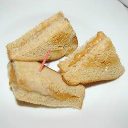 Better Peanut Butter Sandwich RAYNBOE
