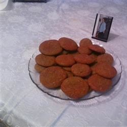 Molasses Cookies II ming