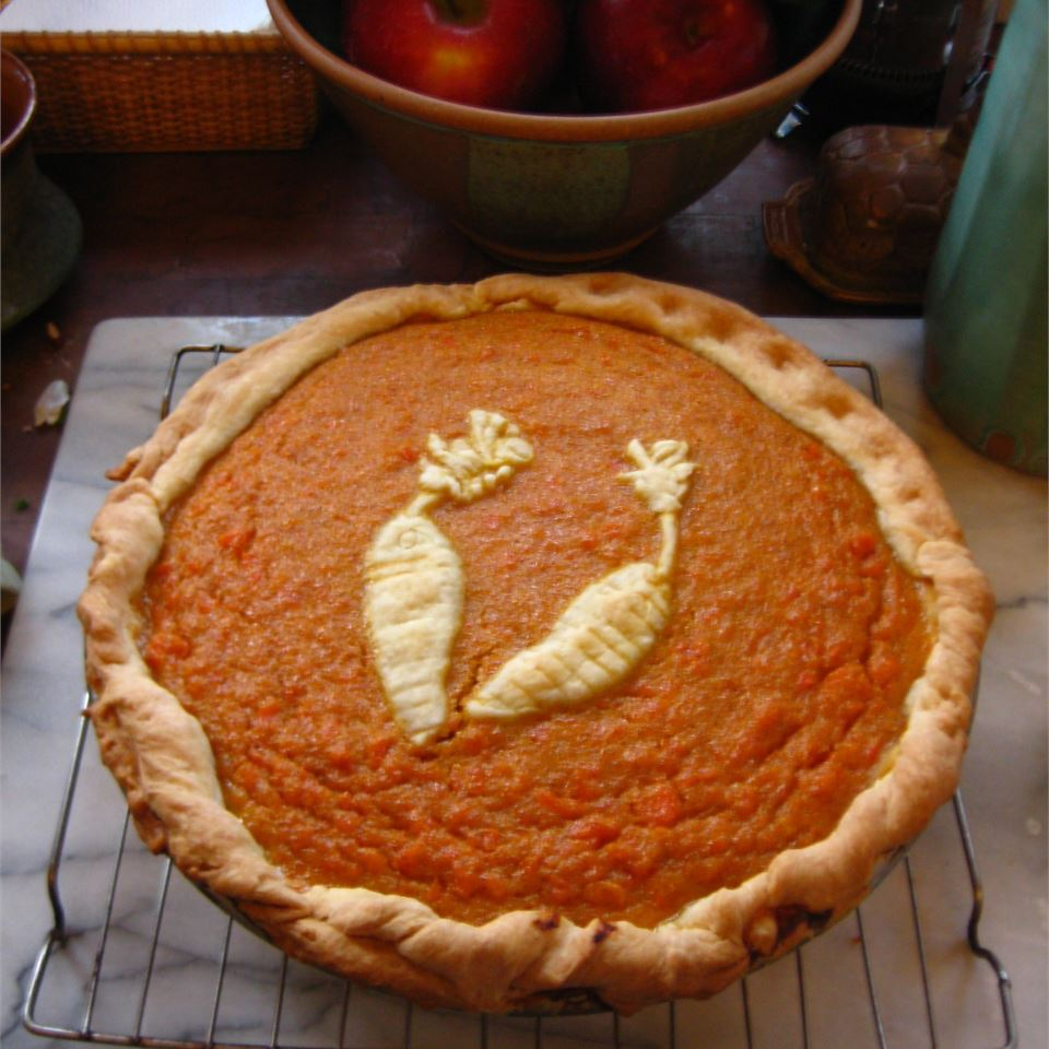 Carrot Pie Tulapearl