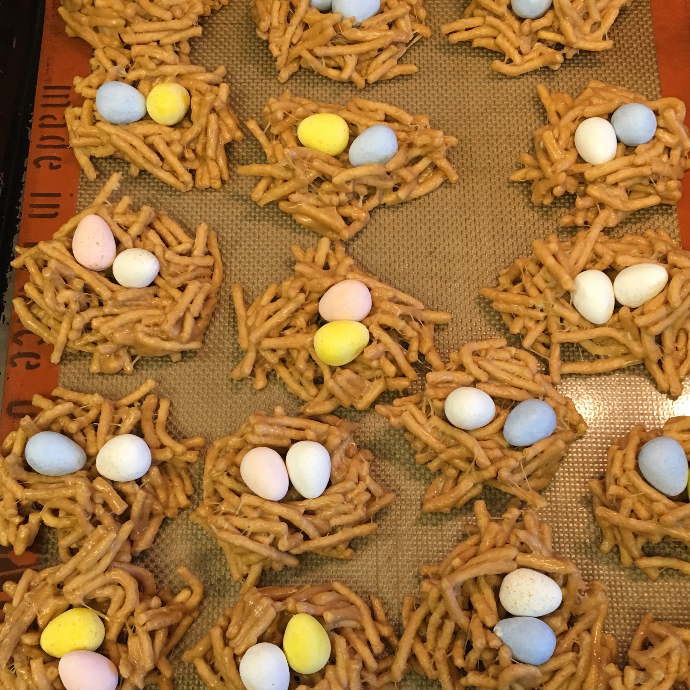 Easter Bird's Nests Dianaprince68