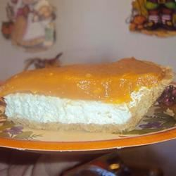 Double Layer Pumpkin Pie Mollie