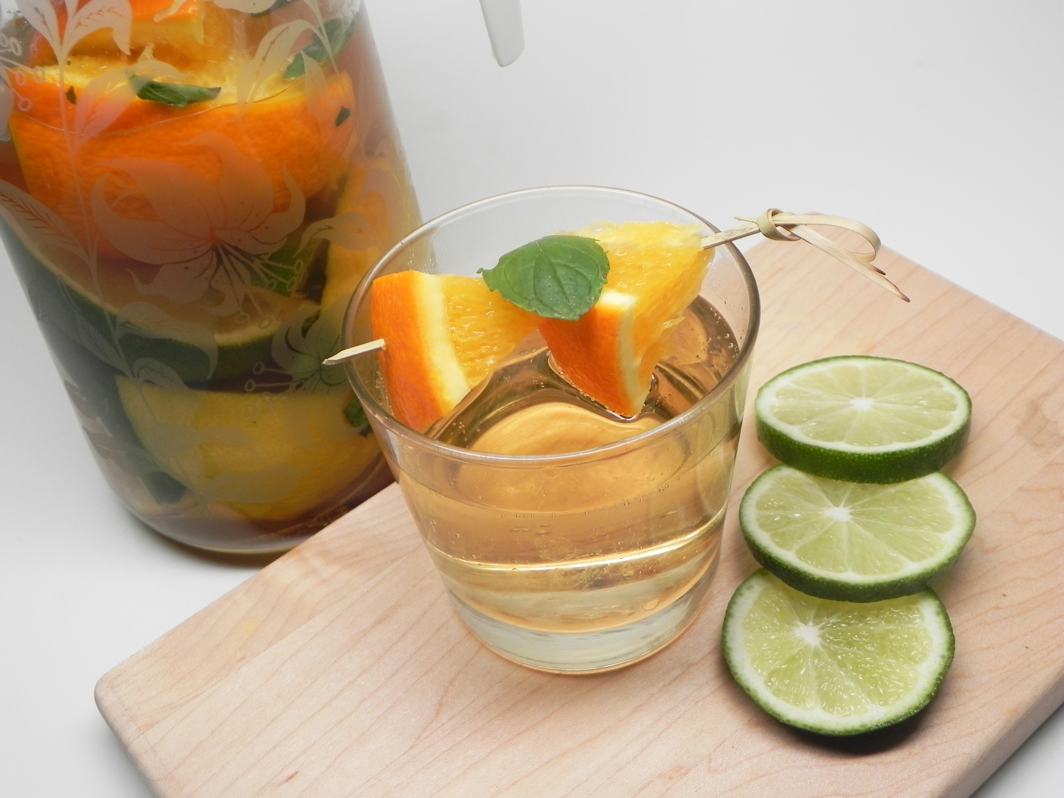Fruity Mojitos