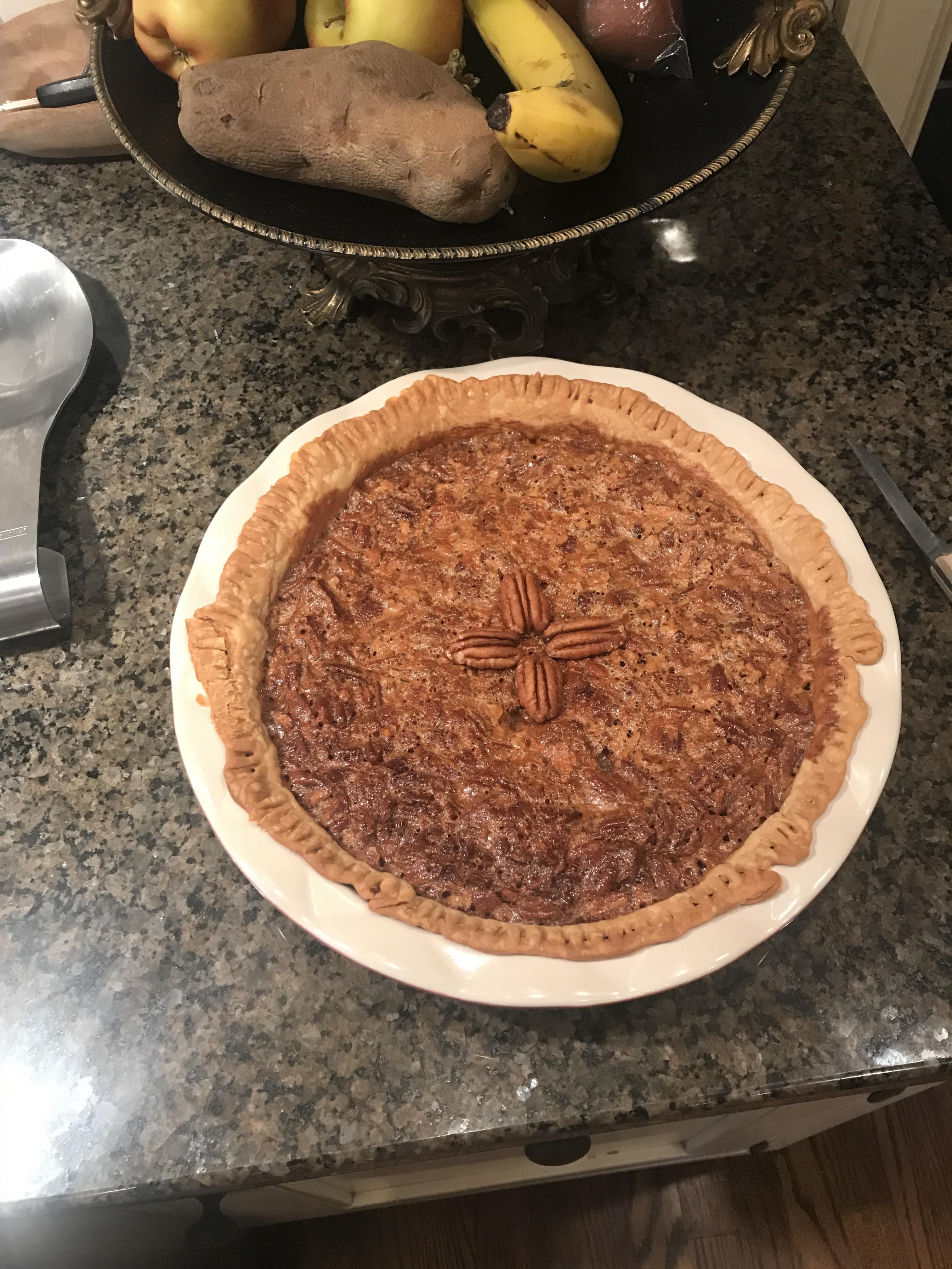 Chocolate Pecan Pie Julia Mixon