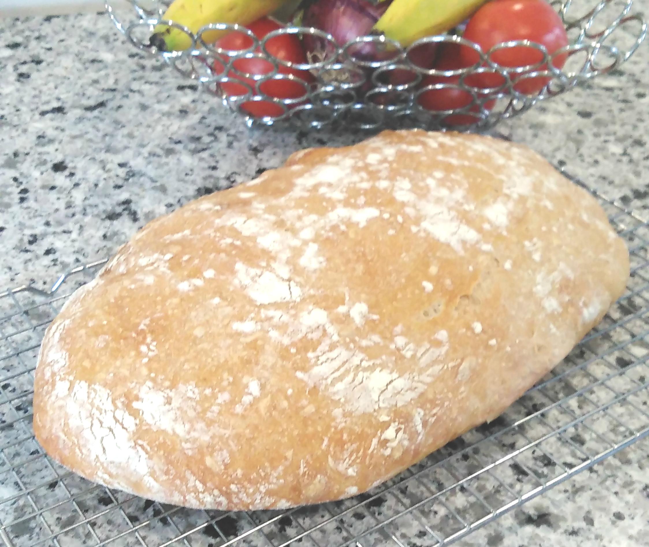 Chef John's No-Knead Ciabatta Bren