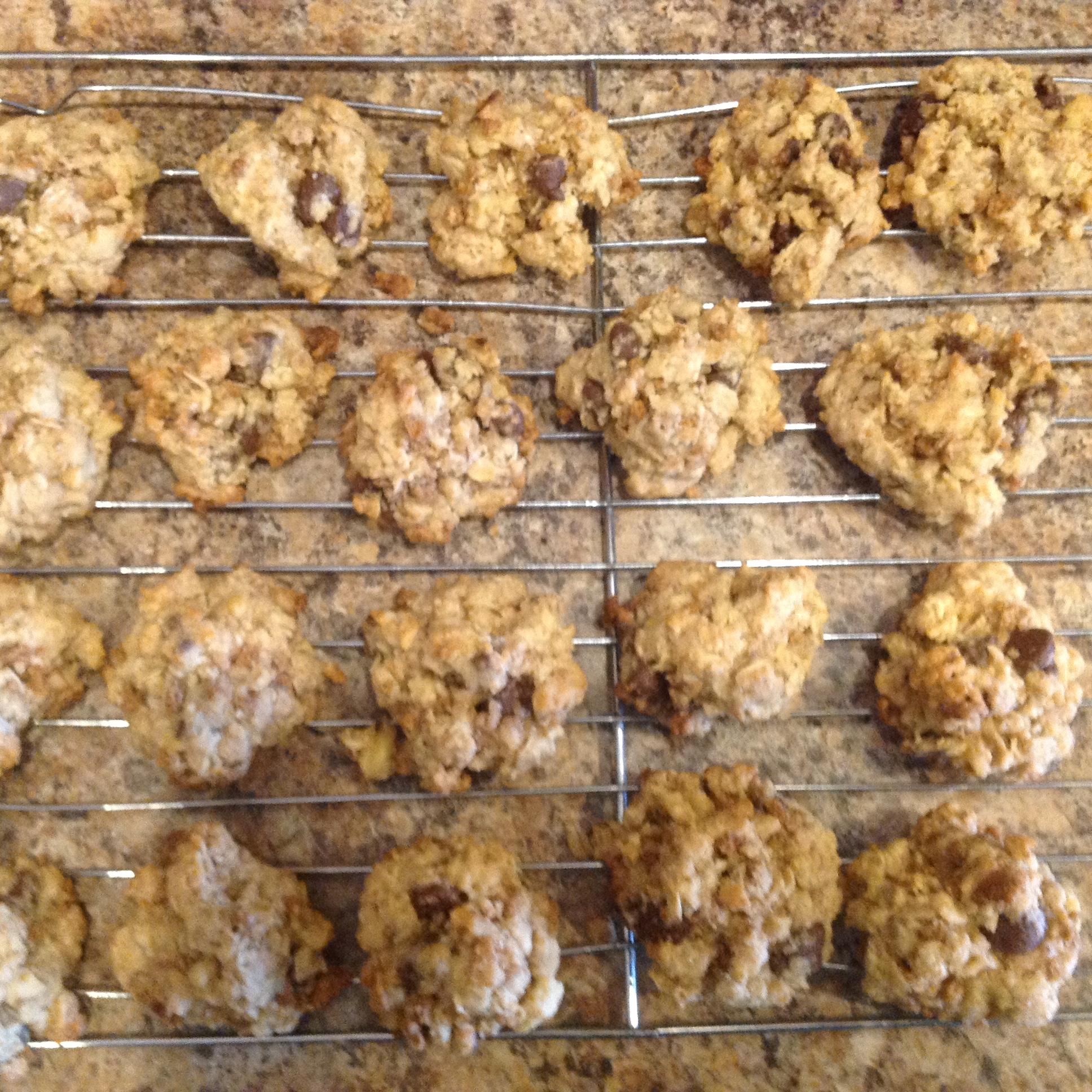 Iowa City Oatmeal Cookies Marge