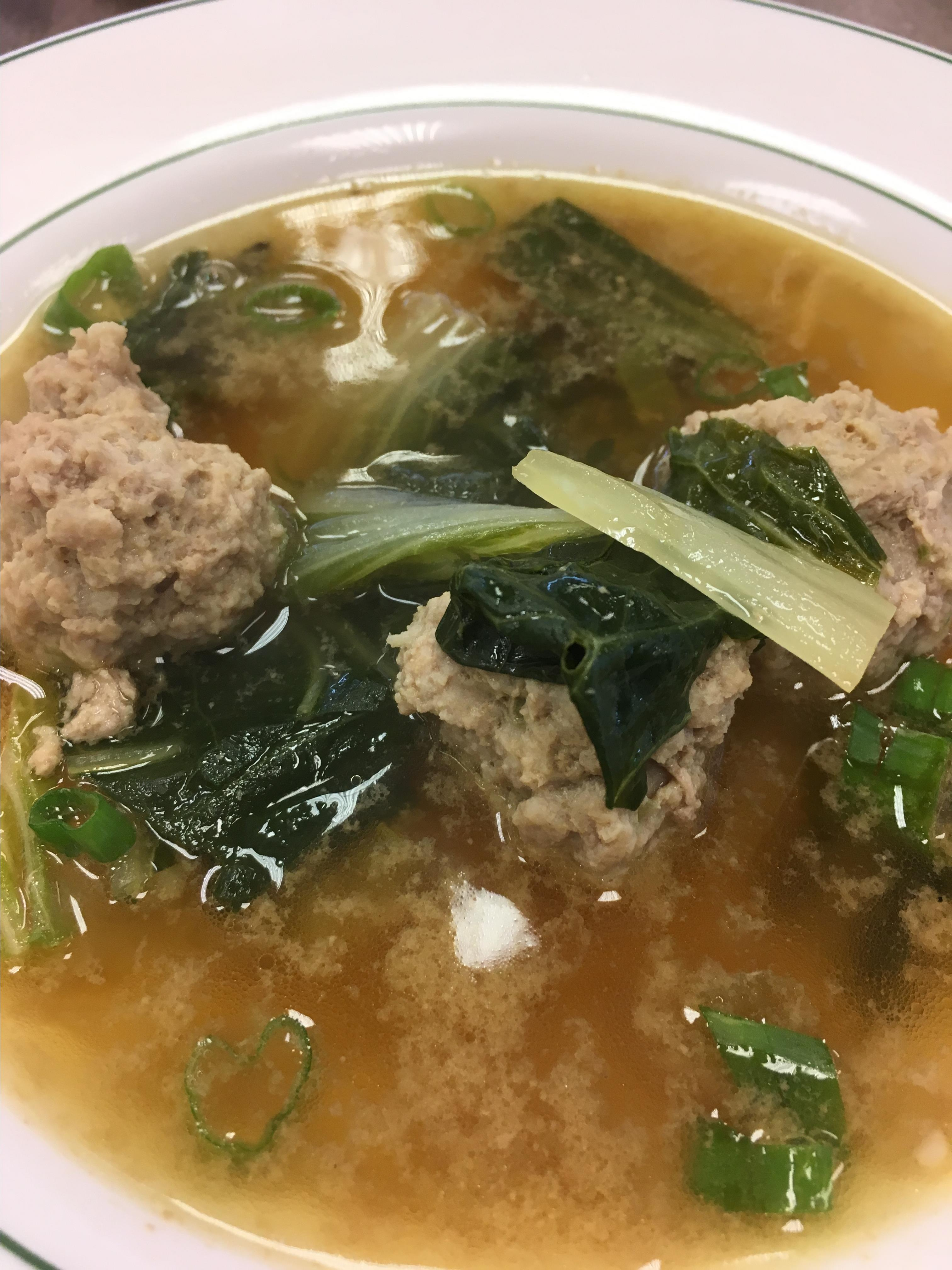 Chinese Lion's Head Soup Ann Freele