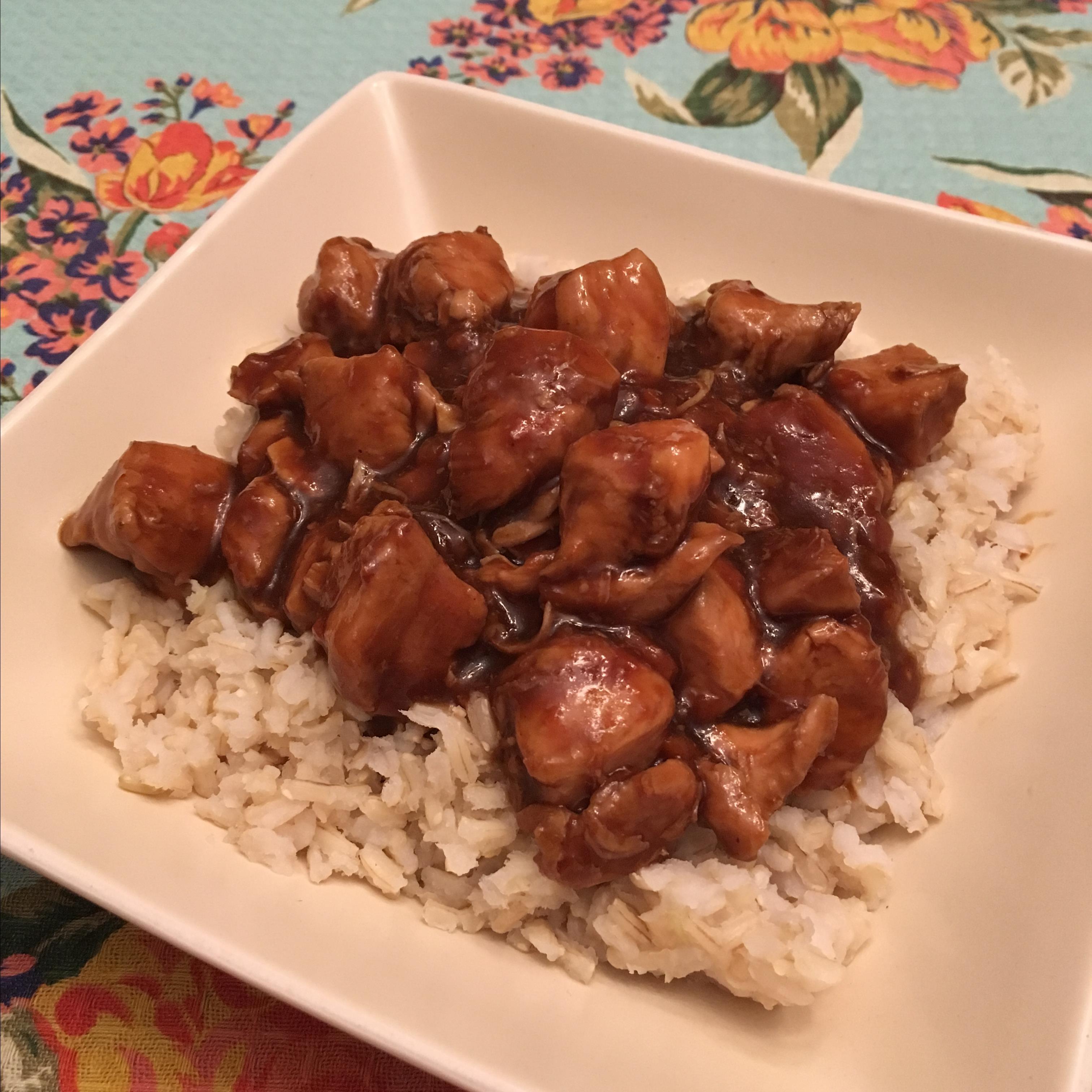 Instant Pot® Mongolian Chicken Paula