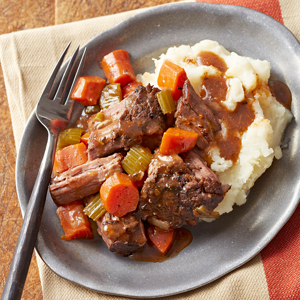 Fork-Tender Pot Roast Trusted Brands