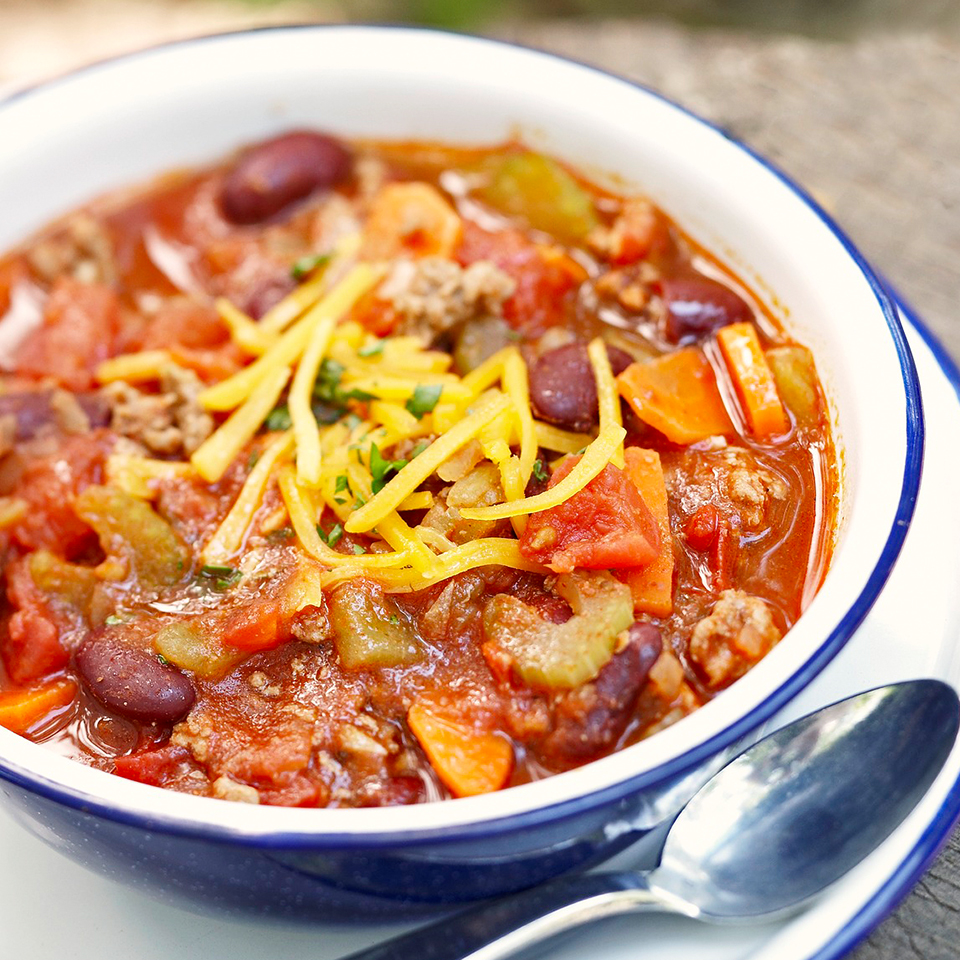 Turkey and Bean Chili Trusted Brands