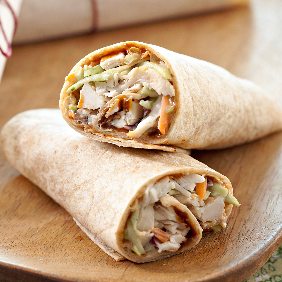 BBQ Ranch Wraps Trusted Brands