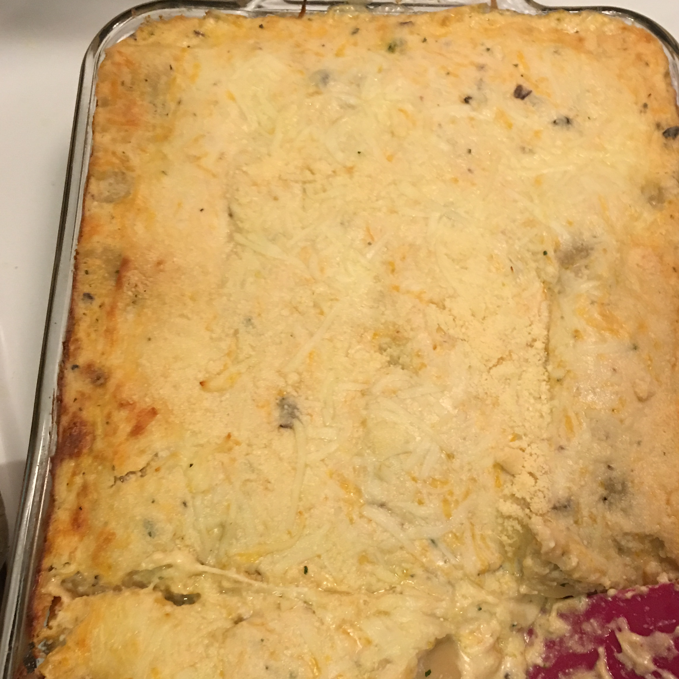Veggie Lasagna Alyssa
