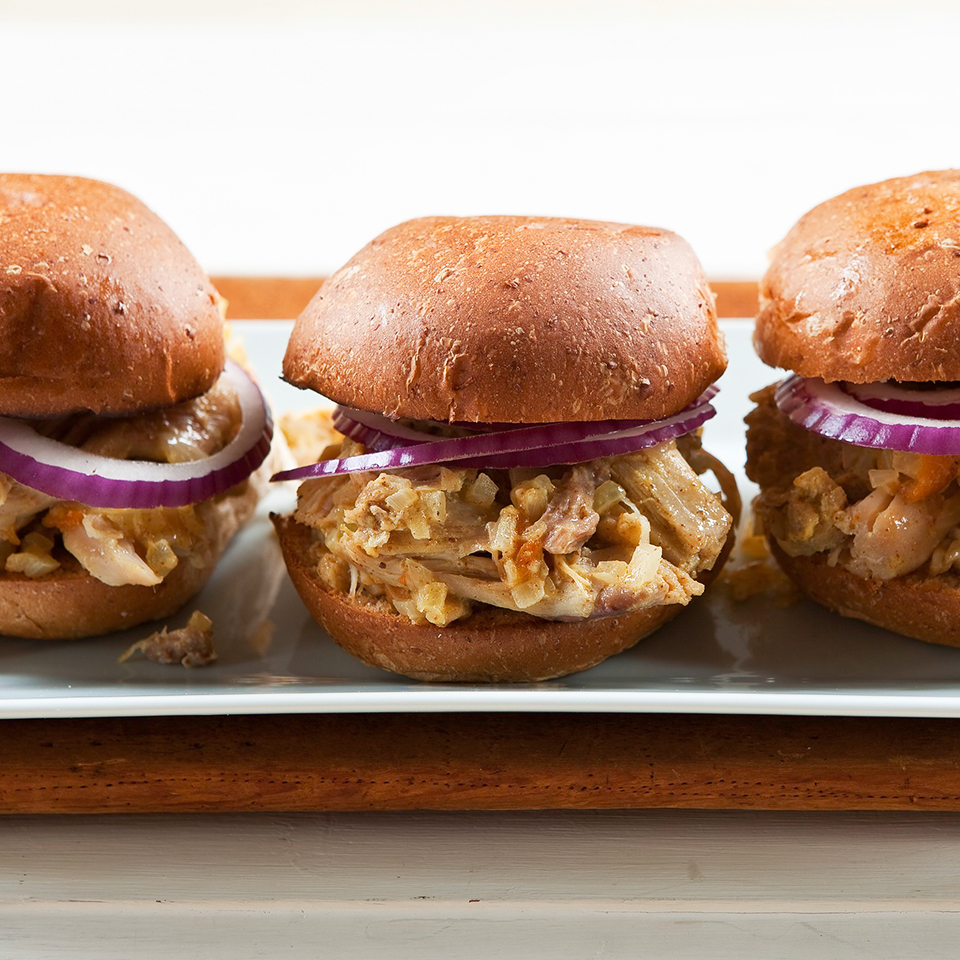 Apricot-Mustard Chicken Sandwiches Diabetic Living Magazine