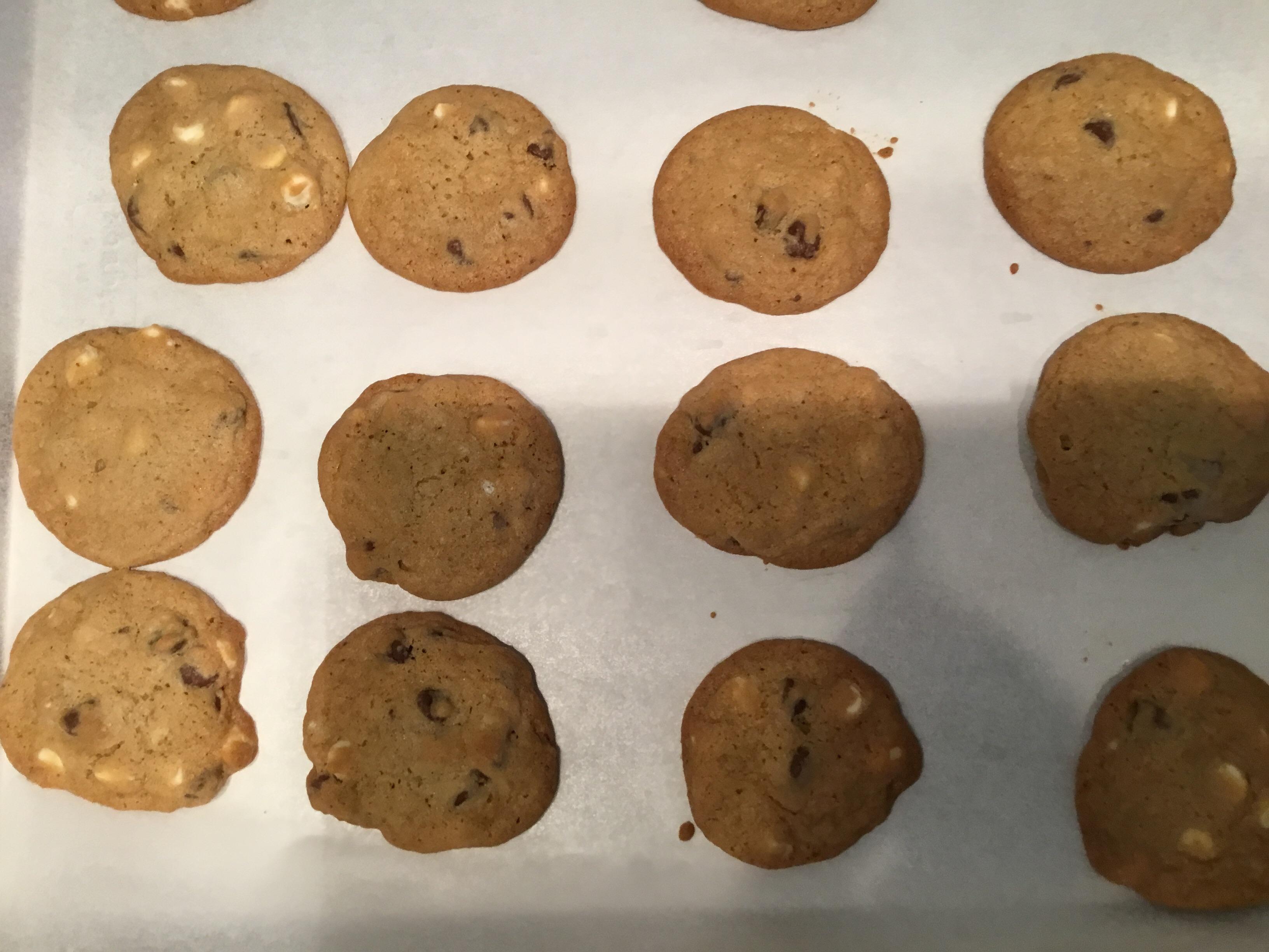 Tiffany's Chocolate Chip Cookies aunty