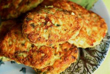 best chicken patties recipe