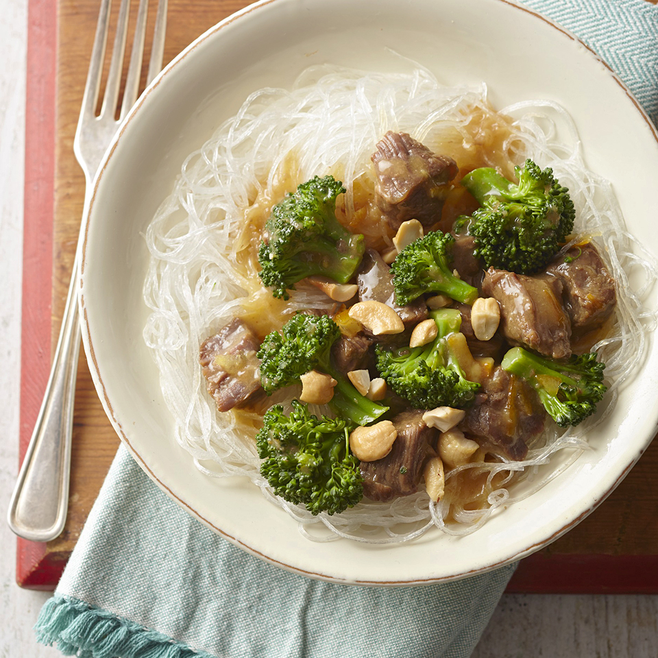 Asian Broccoli and Beef Trusted Brands